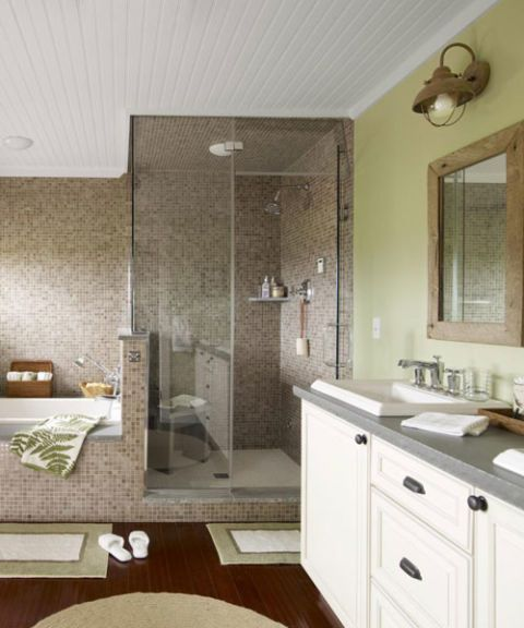 Bathroom Makeover Photos: Pictures Of Master Bathroom Makeover