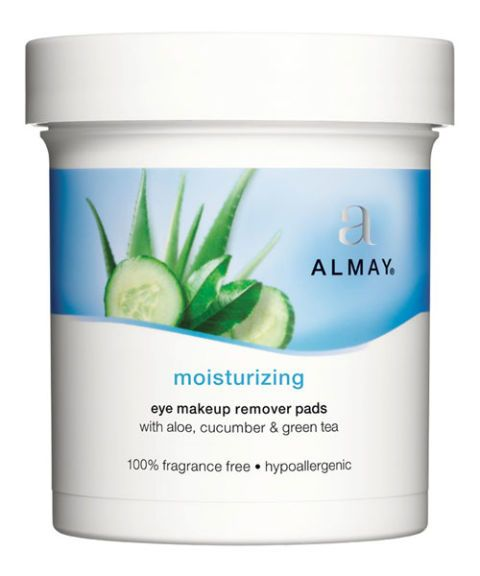 almay moisturizing eye makeup remover pads. Best Overall Performance