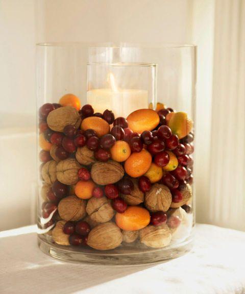 40 DIY Christmas Table Decorations and Settings ... - photo#26