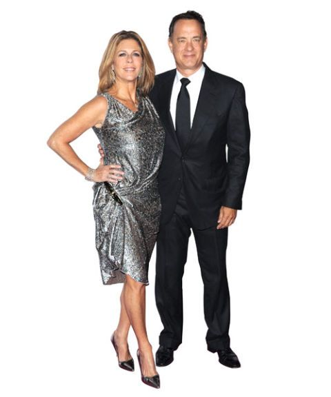 rita wilson tom hanks living green advice