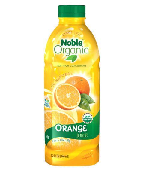 noble organic juice
