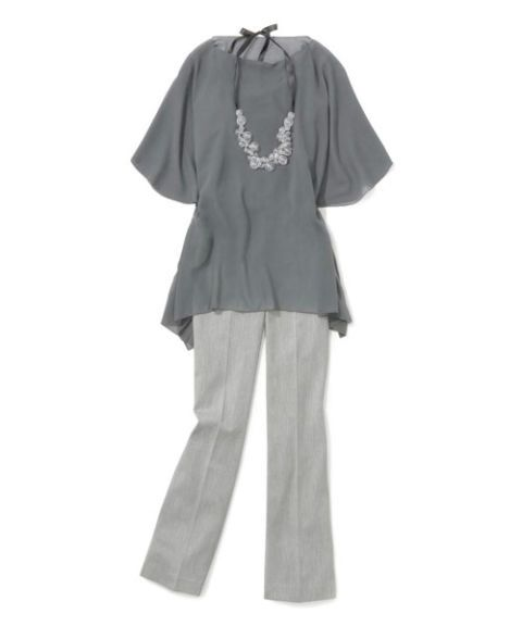edressme trapeze top outfit
