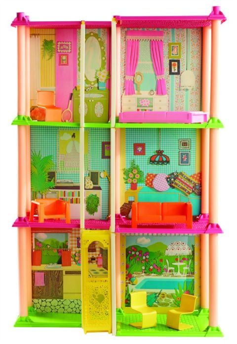 A Look Back at Barbie's Dreamhouse - Barbie's Dreamhouse Through the