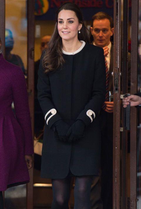 d200dae5b42 Kate Middleton Second Pregnancy Style - Kate Middleton Pregnancy Fashion