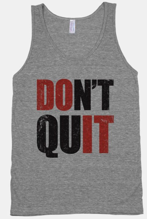 Workout T-Shirts to Get You Motivated