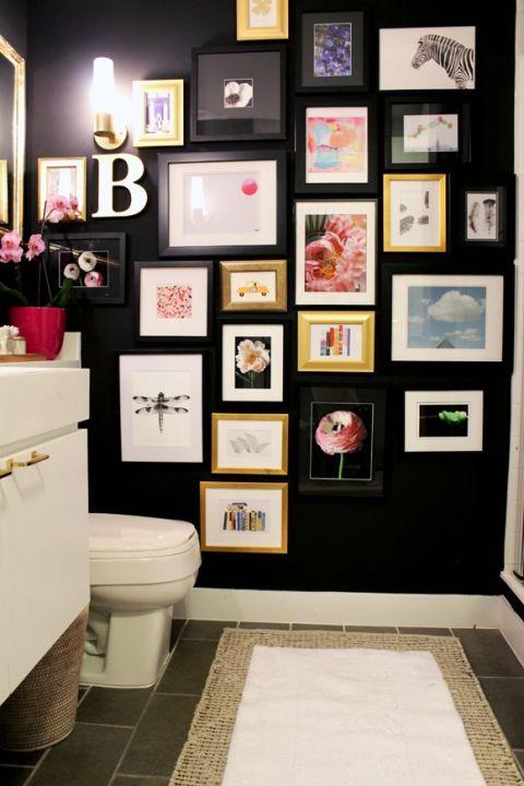 Toilet seat, Interior design, Room, Floor, Wall, Toilet, Flooring, Plumbing fixture, Purple, Interior design,