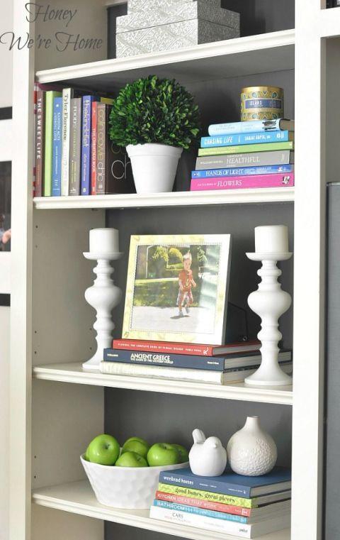 Flowerpot, Shelving, Shelf, Wall, Interior design, Lavender, Collection, Interior design, Ingredient, Serveware,