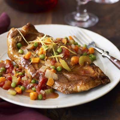 veal chop osso buco recipe Veal Shoulder Chops, Osso Buco Style