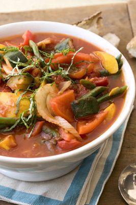 zucchini and pepper ciambotta recipe
