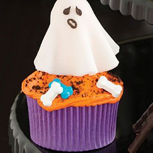 Ghost-Cupcakes