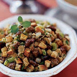 Chestnut-Sausage-Stuffing-Recipe