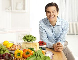 diet dr oz eats every day