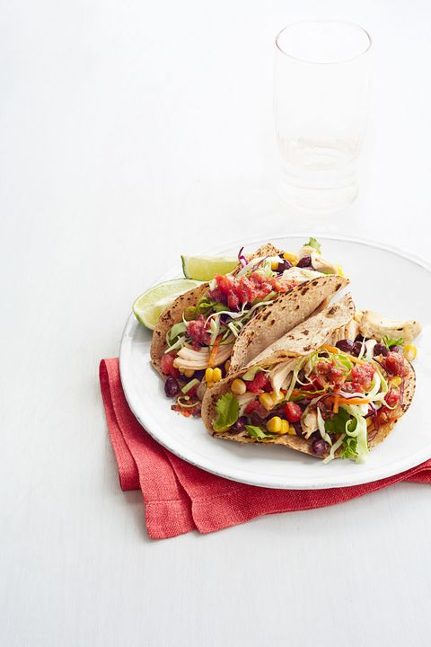Super-Speedy Chicken Tacos - Cinco de Mayo Recipes
