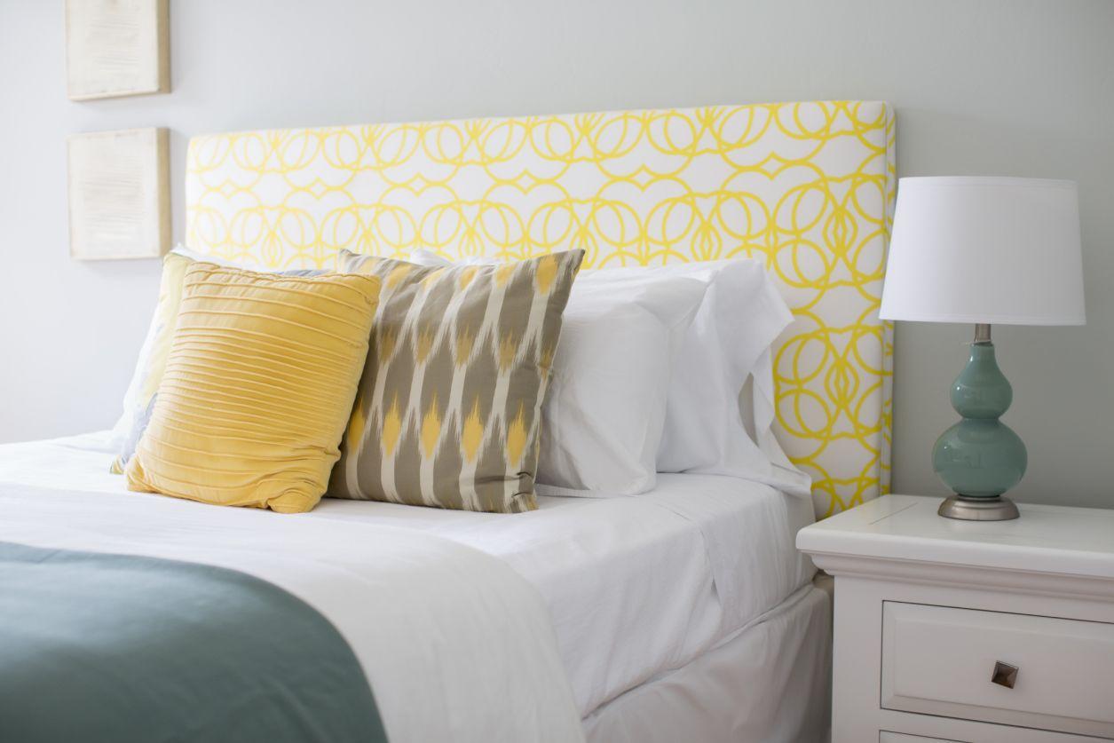 29 Bed Headboard Ideas - Bedroom Headboard Styles