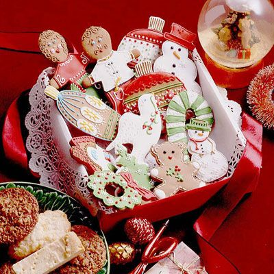 Holiday Cookies By The Decade Classic Christmas Cookie Recipes