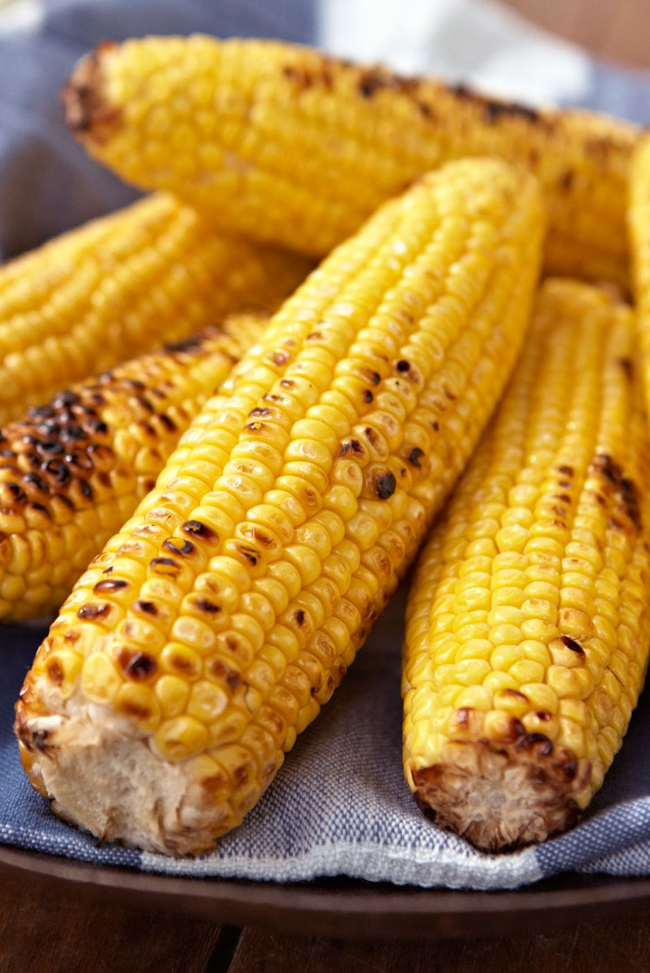 perfect grilled corn