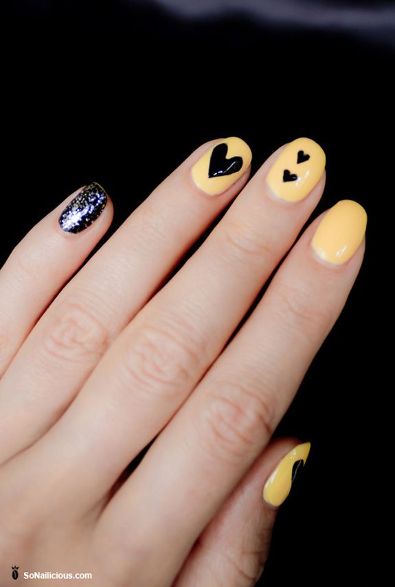 25 Best Valentine\'s Day Nails - Hot Nail Art Design Ideas for ...