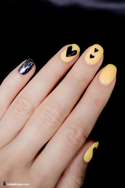 30 Best Valentine S Day Nails Hot Nail Art Design Ideas For