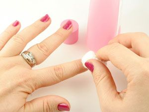 nail polish remover stain removal how to remove nail polish