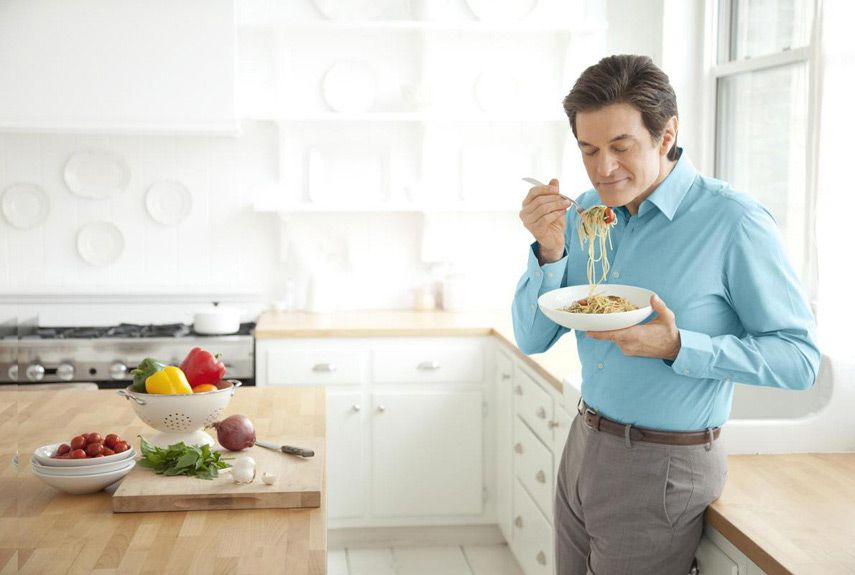 Dr. Oz Weight Loss Plan - Eat What You Love Diet