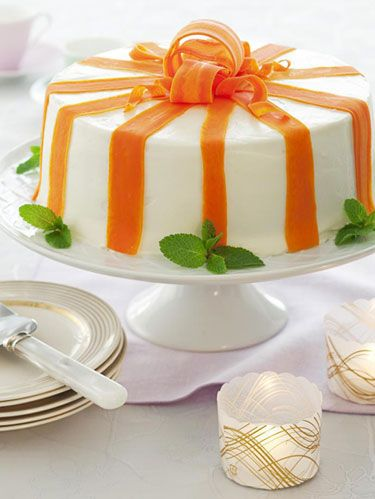 carrot ribbon cake