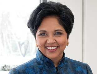 Indra Nooyi Family Interview - PepsiCo CEO Indra Nooyi on Women Blogging 43988c94a