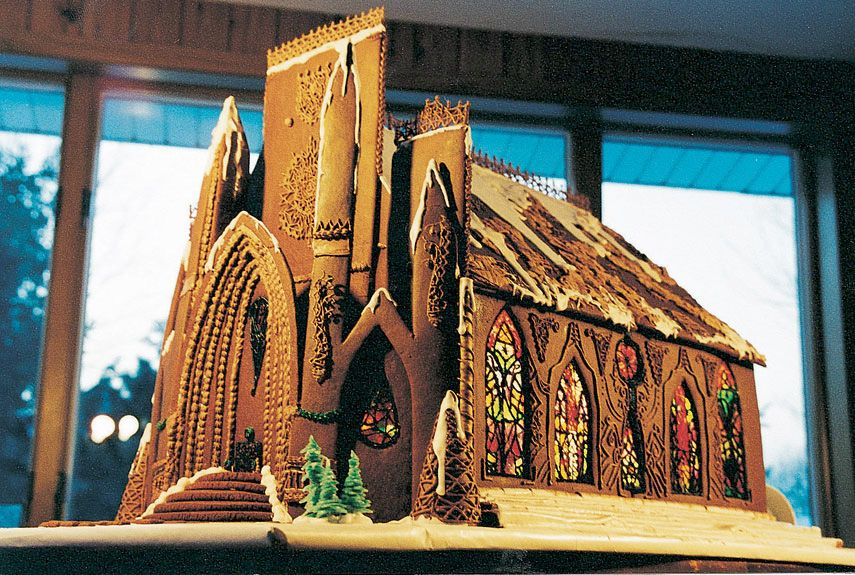 Attractive 56 Amazing Gingerbread Houses   Pictures Of Gingerbread House Design Ideas