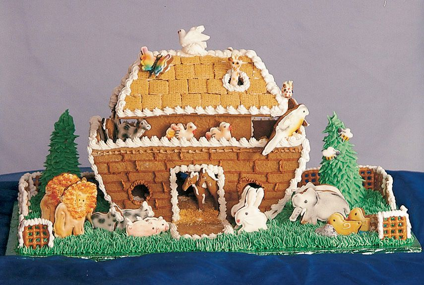 Superb 56 Amazing Gingerbread Houses   Pictures Of Gingerbread House Design Ideas