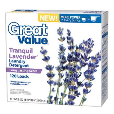 walmart great value powder