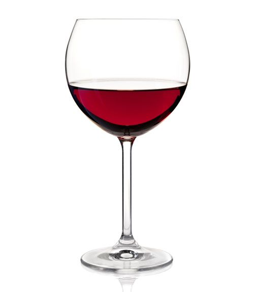 Types Of Glassware Liquor And Wine Glasses