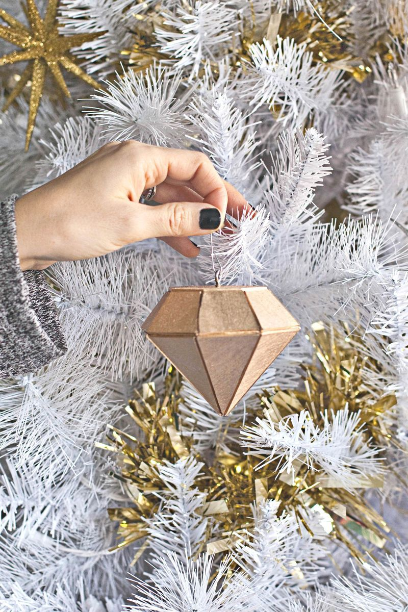 62 Homemade Christmas Ornaments Diy Handmade Holiday Tree
