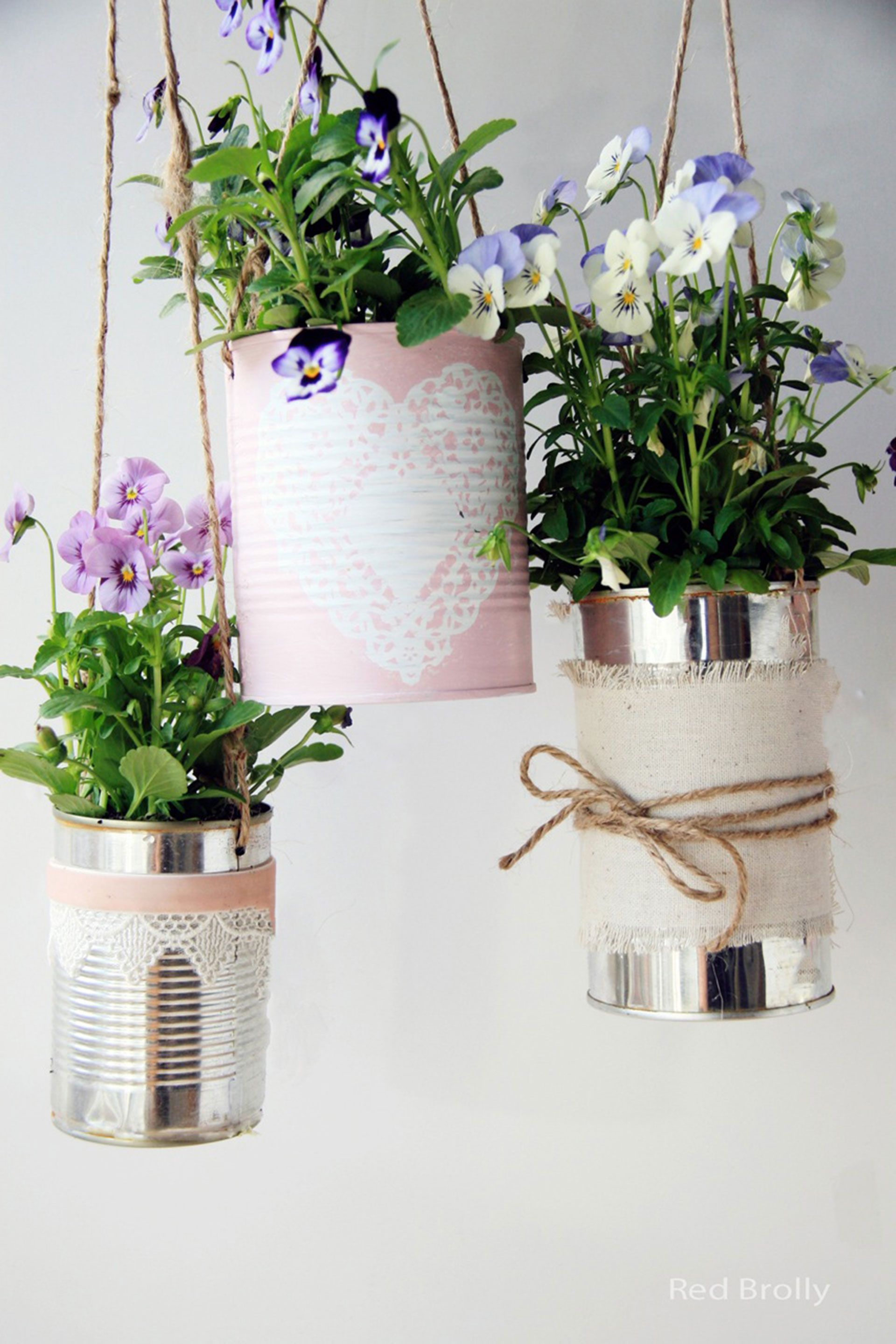 Good Housekeeping & 9 Unique DIY Planters - How To Make a Planter