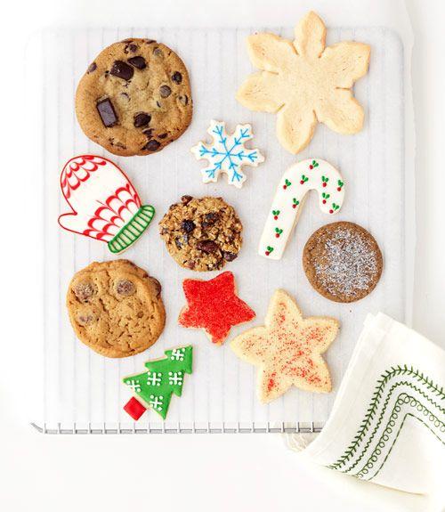 Christmas Cutout Cookies Slice And Bake Cookies For Christmas