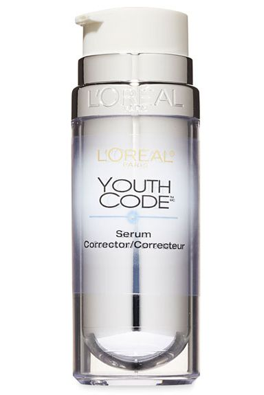loreal paris youth code dark spot correcting and illuminating serum corrector