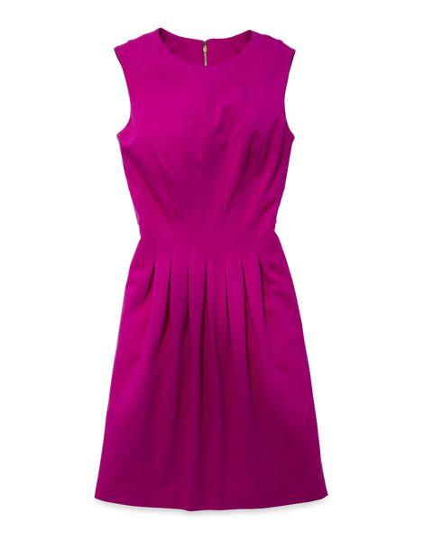 ralph lauren fit and flair dress