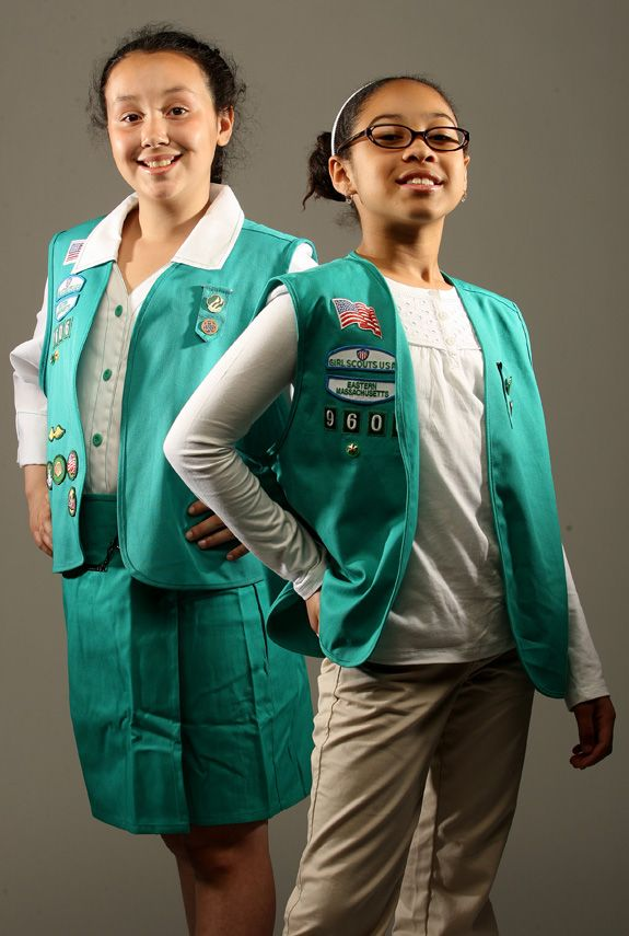 Dating girl scout uniforms