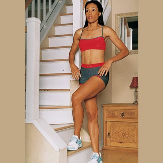 Stair Climber, Starting Position