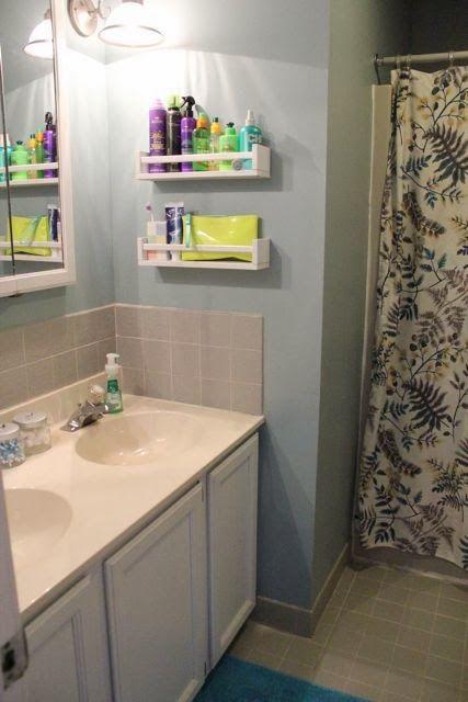 Bathroom Cabinet Storage Shelves 18 small bathroom storage ideas - wall storage solutions and shelves