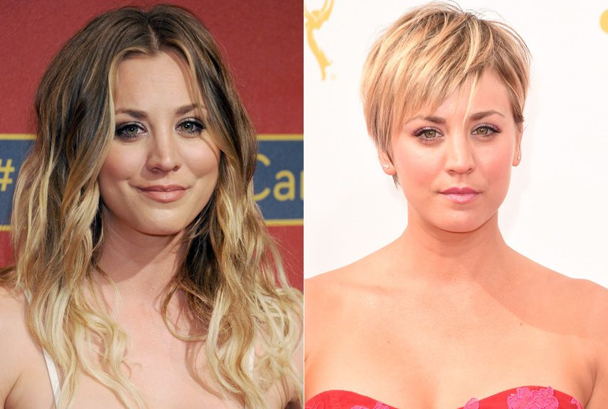 30 Best Celebrity Haircuts Celebrity Hair Makeovers Hairstyle