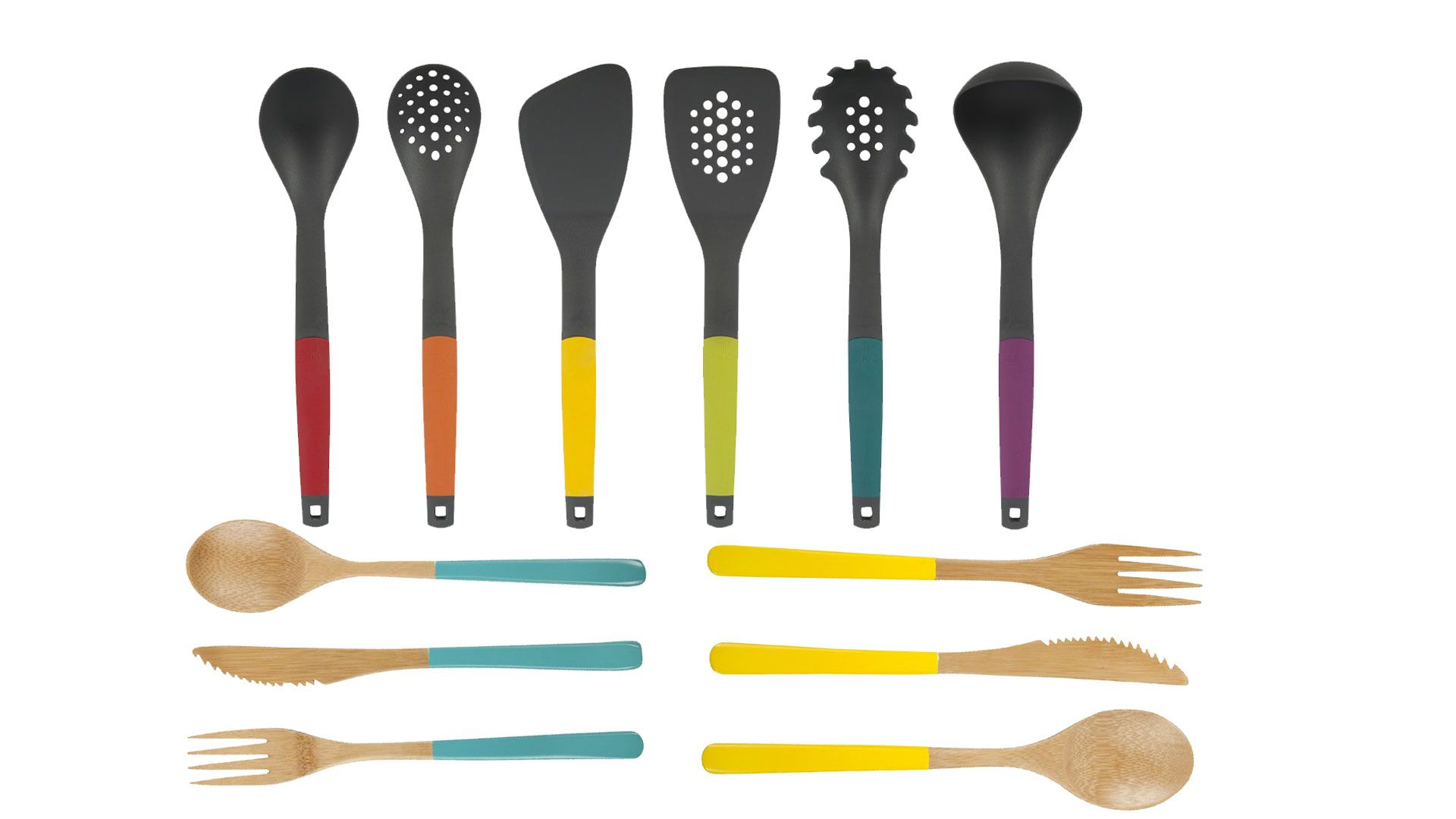 Colorful Kitchen Products - Colorful Product Lines