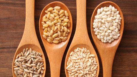 mixed grains