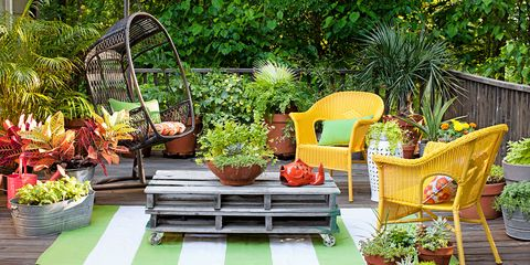 25 Backyard Decorating Ideas