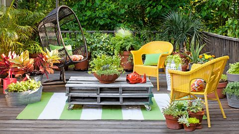 29 Backyard Decorating Ideas - Easy Gardening Tips and DIY ...