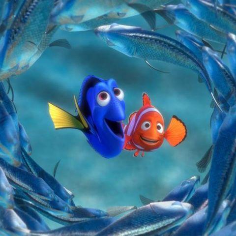 Best Kids Movies - Finding Nemo