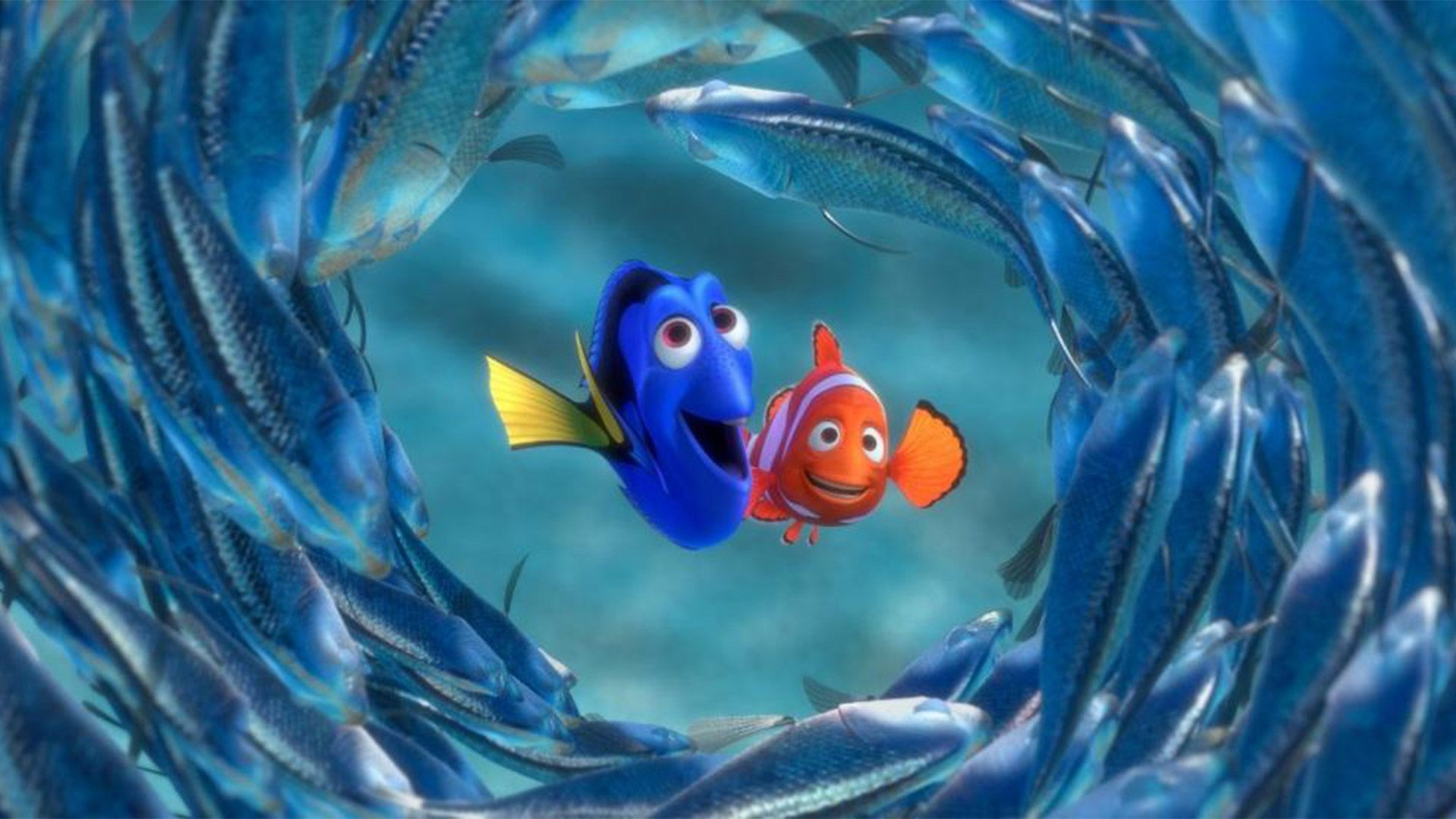 Best Kids Movies - Finding Nemo