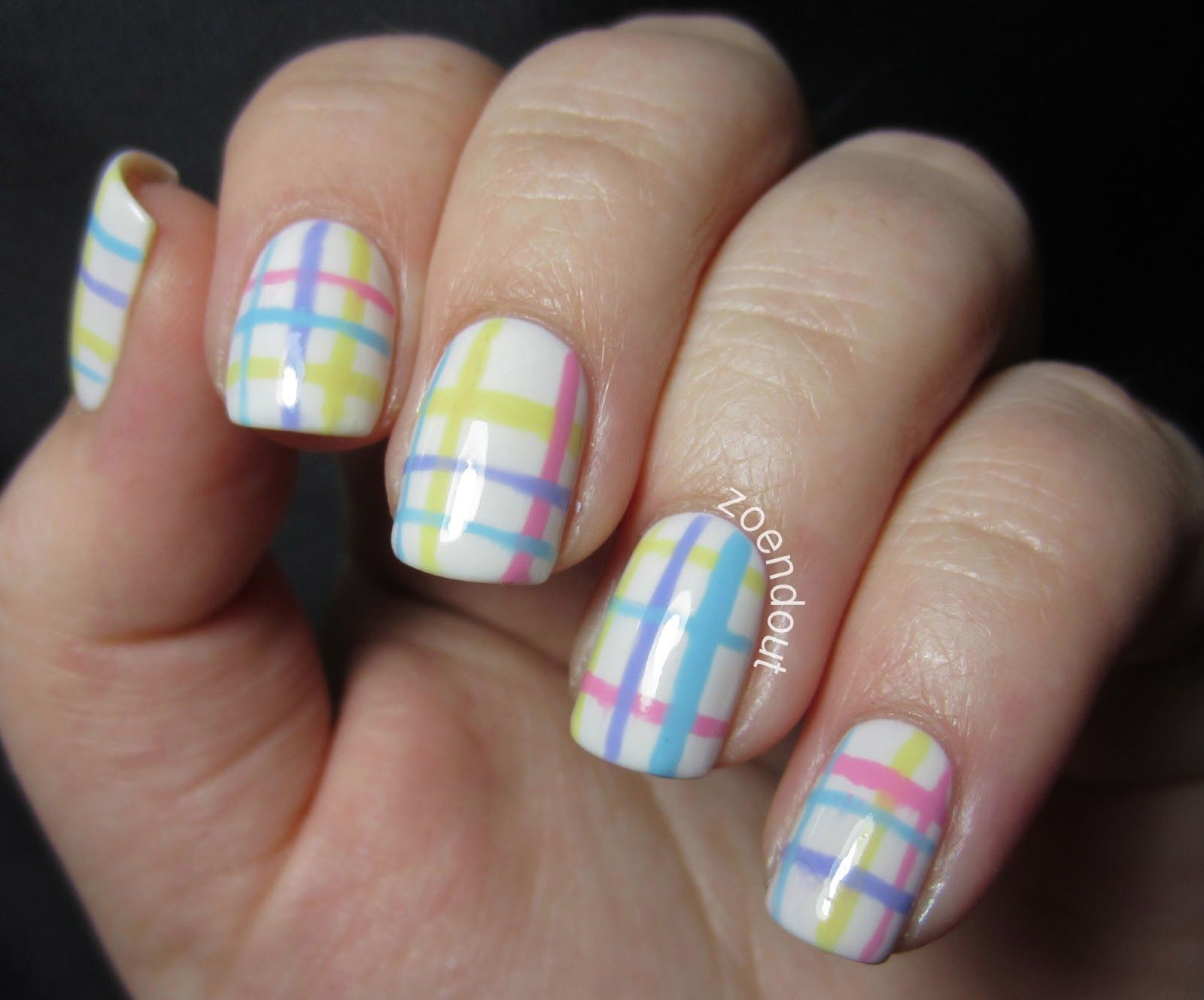 21 Cute Easter Nail Designs for 2019