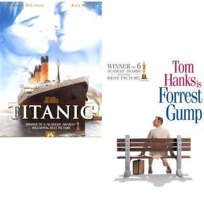 The Tie: Forrest Gump and Titanic