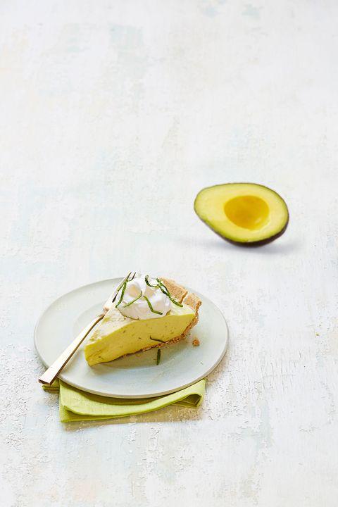 No-Cook Key Lime Pie