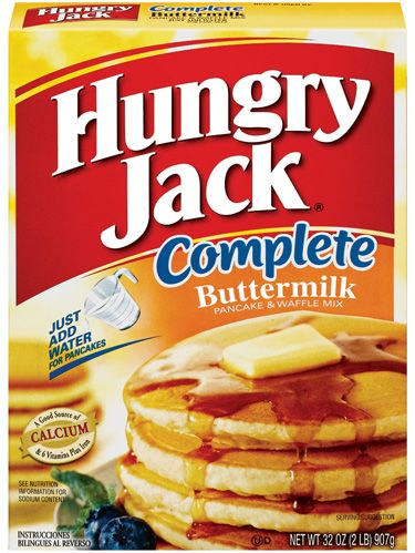 hungry jack complete buttermilk