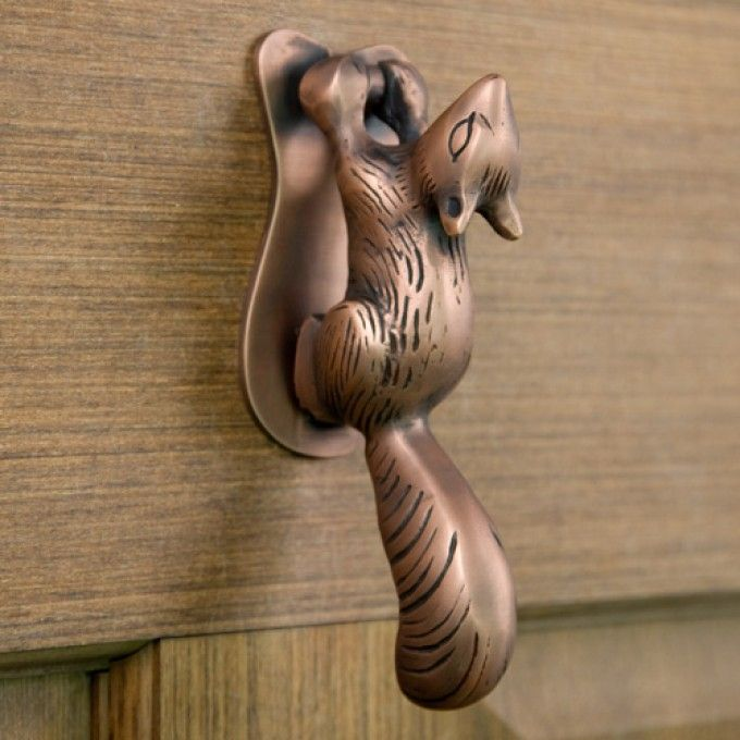 These Whimsical Door Knockers Complete Your Front Yard Look